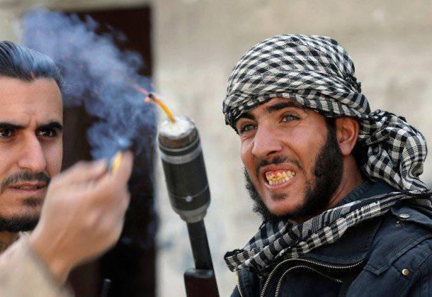 Medien: Syrische Rebellen haben nicht die Fähigkeiten, Assad zu stürzen