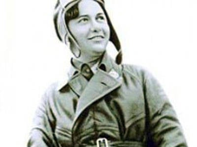 Azerbaijani woman pilot covered the plane carrying Stalin himself