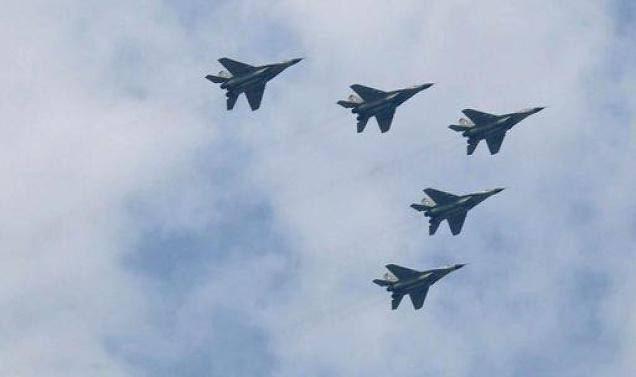 Primo squadrone indiano MiG-29K pronto per il combattimento
