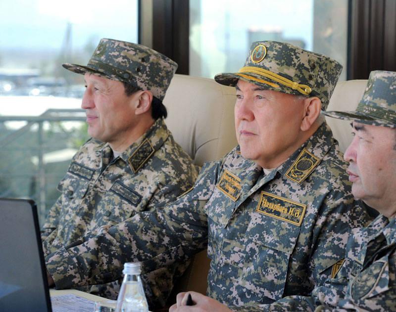 Warum hat Kasachstan eine Militärdefile angeordnet?