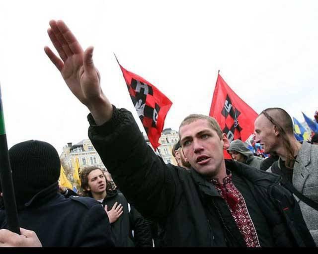 यूक्रेनी नव-फासीवाद की घटना के रूप में माफियाओनिज़्म