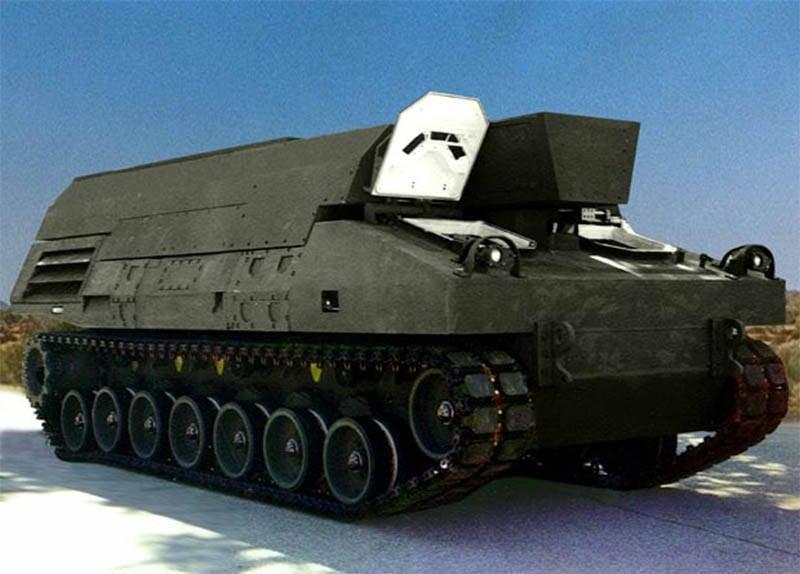 Obús autopropulsado americano 155-mm XM2001 Crusader