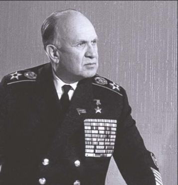 Оценка советского ВМФ С.Г.Горшковым на выступлении 2 ноября 1985 г.