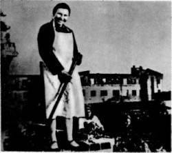 Brigade Cherkasova. Her name in Stalingrad has become a household name for a whole volunteer movement