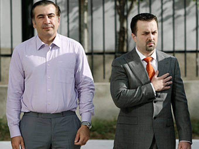 """조지아의 정치인들은 """"가능한 러시아의 침략"""""""