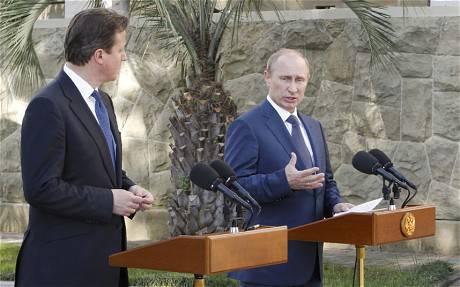 Возвращение американской и британской делегаций из России: да гранаты у них не той системы…