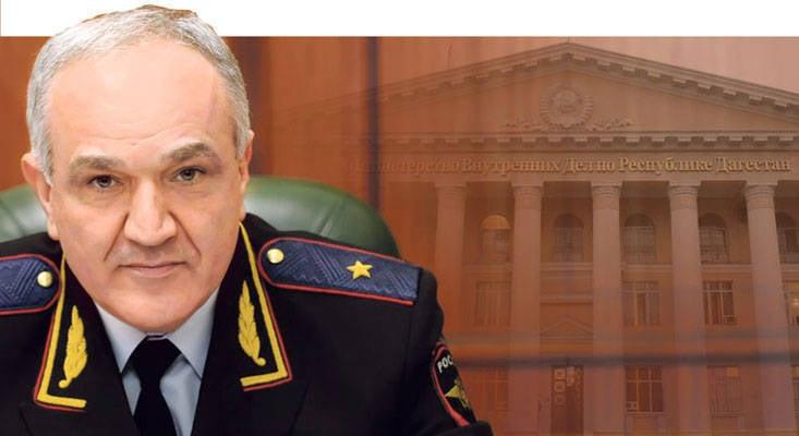 El espíritu de la policía de Daguestán sigue siendo alto