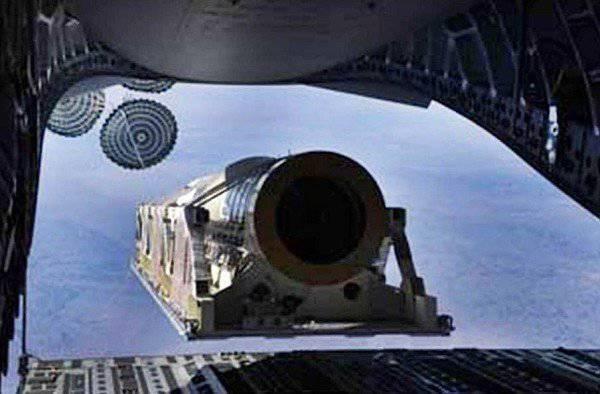 RSD का एयर लॉन्च, लॉकहीड मार्टिन खतरनाक तरीके से खेलता है