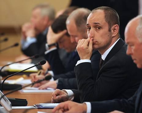 El caso Fridinsky: el jefe de Oboronservis cedió en el cuarto intento ...