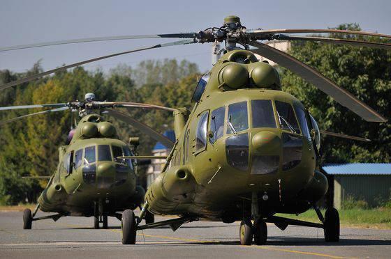 Mehrzweckhubschrauber stehen beim Export im Segment der Militärhubschrauber an erster Stelle