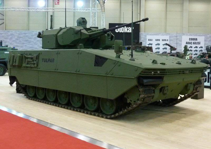 L'Azerbaïdjan envisage d'inclure le char turc Altay et d'autres véhicules blindés de production turque dans son arsenal de son armée