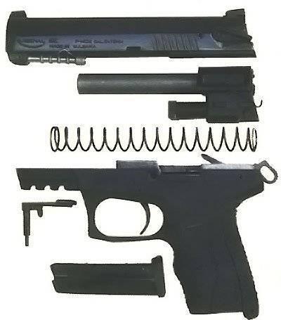 बल्गेरियाई बंदूक Р-М02