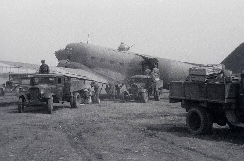 На передовые позиции 29 апреля 1944 г