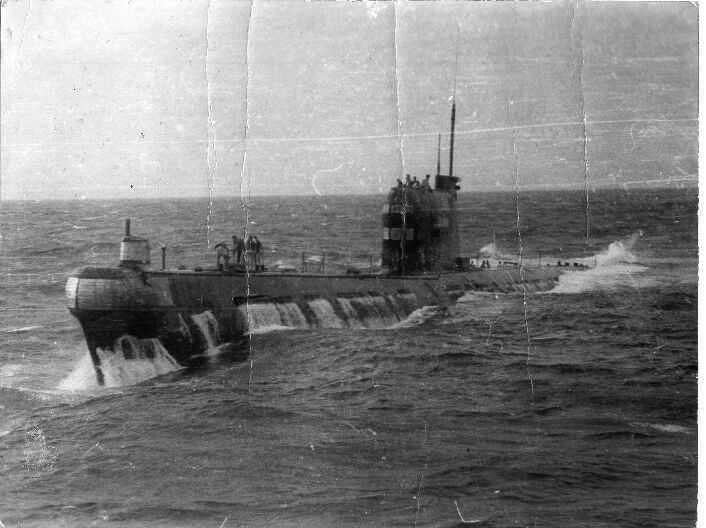 战后柴油潜艇和苏联海军第一代潜艇的服务条件