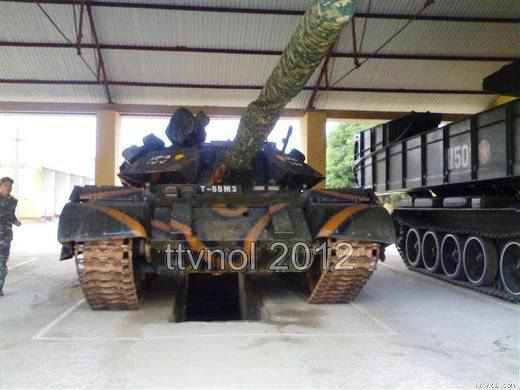 Israel and Slovenia help socialist Vietnam modernize old Soviet and Chinese tanks