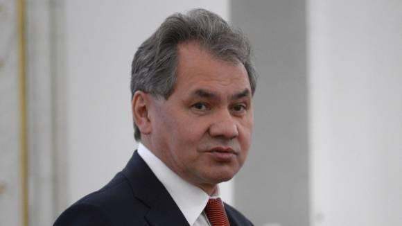 Sergei Shoigu encabezó la calificación del gobierno