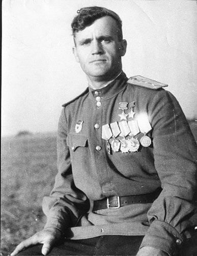 Лучший лётчик-снайпер двадцатого столетия - Гулаев Николай Дмитриевич