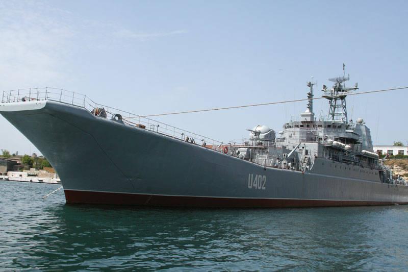 """BDK """"Konstantin Olshansky"""" ist nach Werksreparatur zu Probefahrten zur See gefahren"""