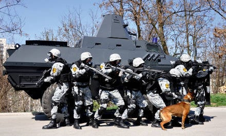 Bosna: Police Special Forces