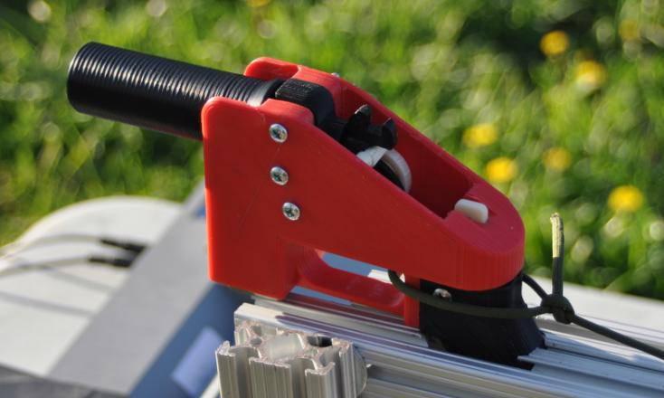 A segunda pistola impressa na impressora 3D foi colocada à venda.
