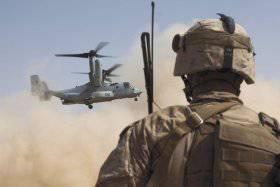 Le Pentagone a demandé 79,4 milliards de dollars pour fournir aux forces américaines à l'étranger en 2014