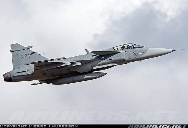 """İsveç hava savunmasının """"pasifliği"""" tartışmaya neden oluyor"""