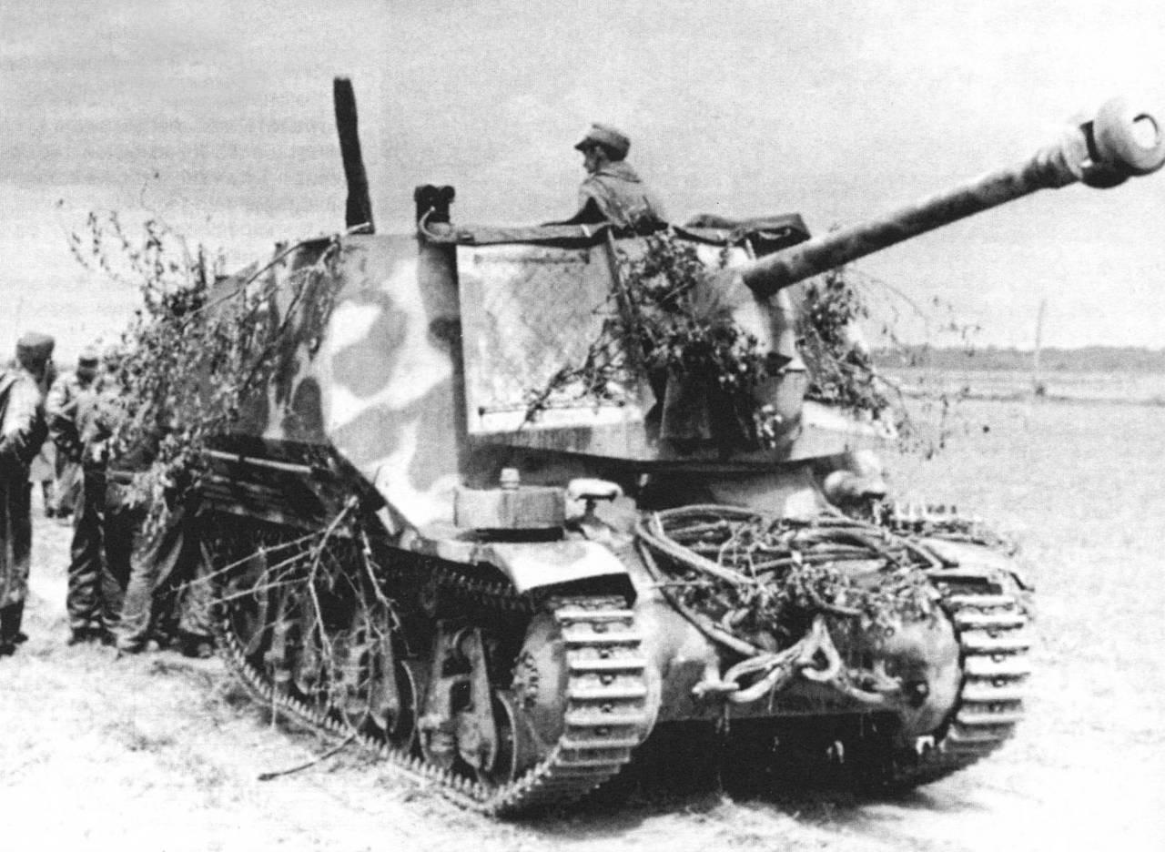 Скачать Немецкие танки. История их образования - Все 8 серий ((DVDRip