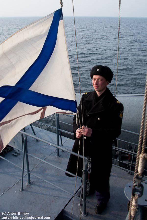 """Missile boat """"Dimitrovgrad"""". Access to the sea"""