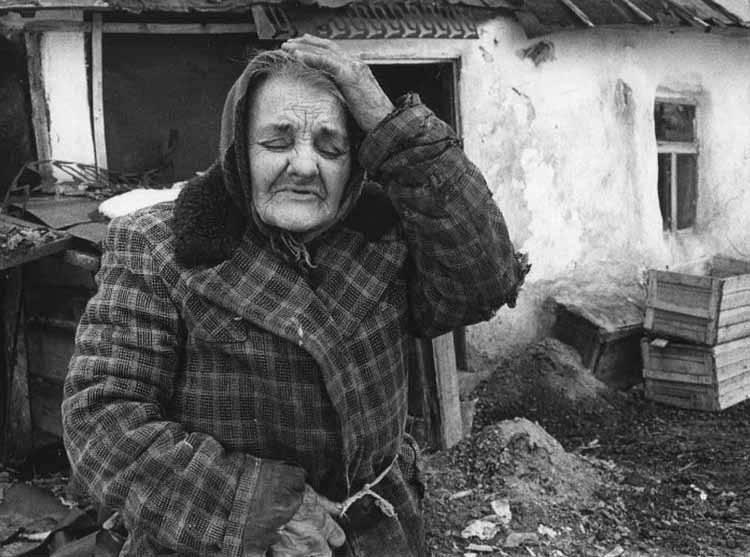 क्या रूसी गाँव का कोई भविष्य है?