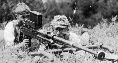"""Tipo 97 rifle antitanque - """"rotura de clavícula"""""""