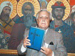 """Ilya Glazunov: """"Macht muss stark sein, sonst ist es keine Macht!"""""""