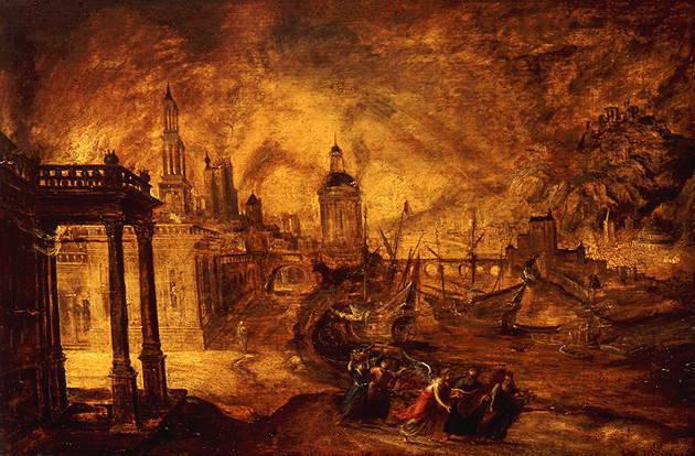 Dünya Sodom tehdidi