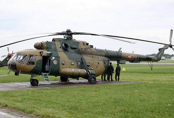 Hungary begins the process of acquiring new multi-purpose helicopters and airplanes