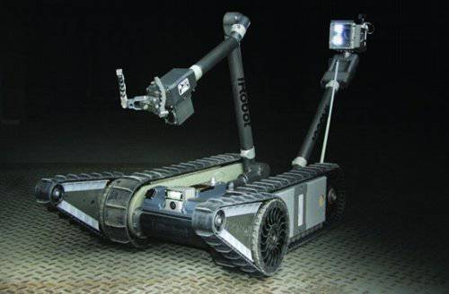 Military robots will guard law and order at the 2014 World Cup in Brazil