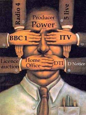 """Diez formas de manipular a las personas a través de los medios de comunicación (""""Rebelión"""", España)"""