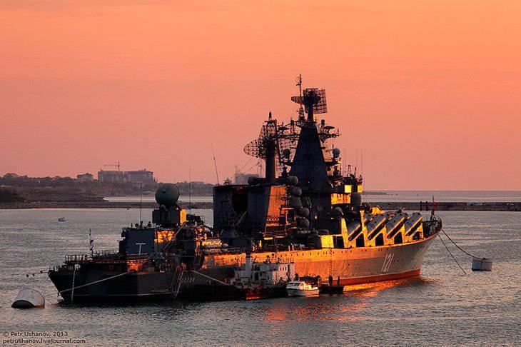 Sevastopol - 230 anos para a frota do Mar Negro