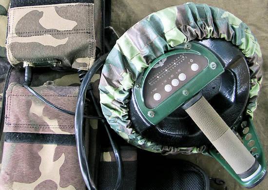 """Os sapadores do Distrito Militar Central receberão novos detectores de minas """"Kite"""""""
