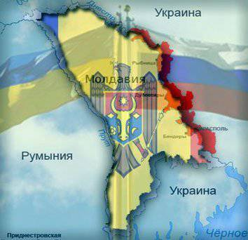 Who will get Transnistria?