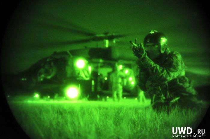 """Sensores infravermelhos """"amigo ou inimigo"""" no uniforme"""