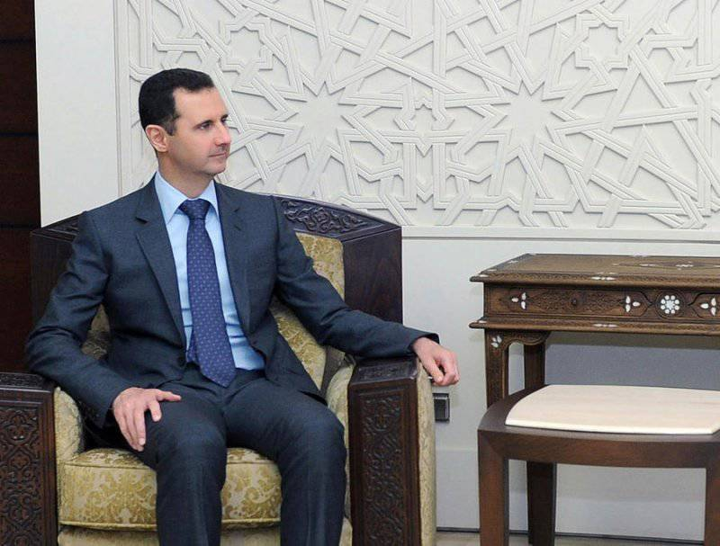 SAR President Bashar Al-Assad Interviews Al-Manar TV Channel