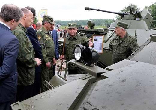 在俄罗斯,已经建立了对轻型装甲车的全新保护。