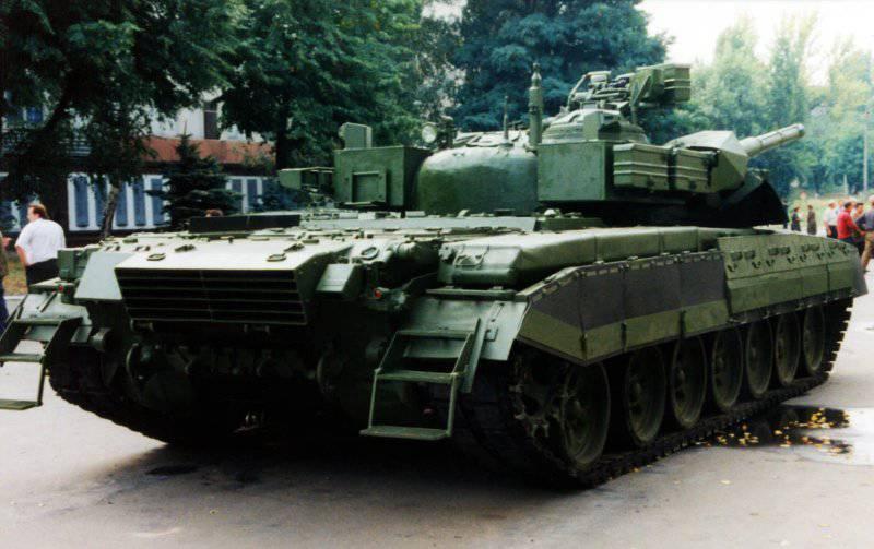 Харьковские модернизации военной техники