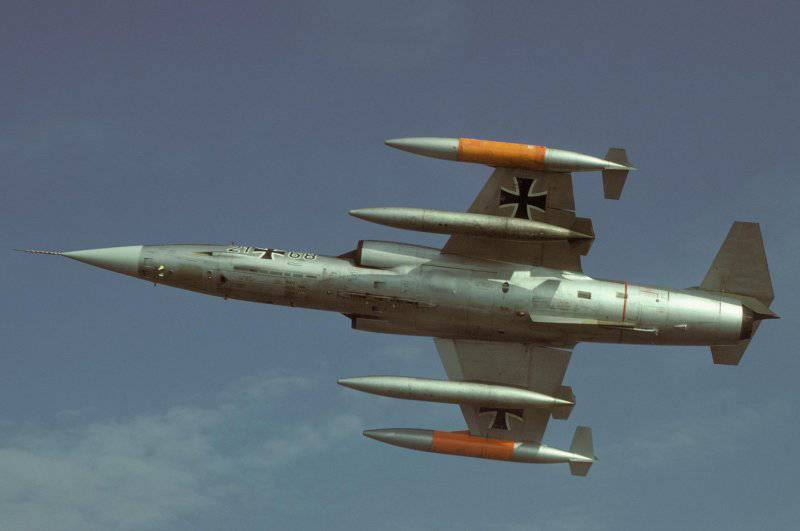 Lockheed F-104 Starfighter
