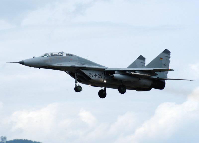 MiG-29 Luftwaffe