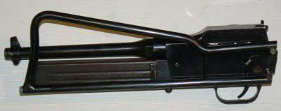 Компактный пистолет-пулемет MGD