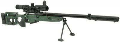 Снайперская винтовка СВ-98 и ее дальнейшая модернизация