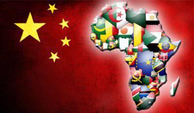 Африка: китайцы против европейцев