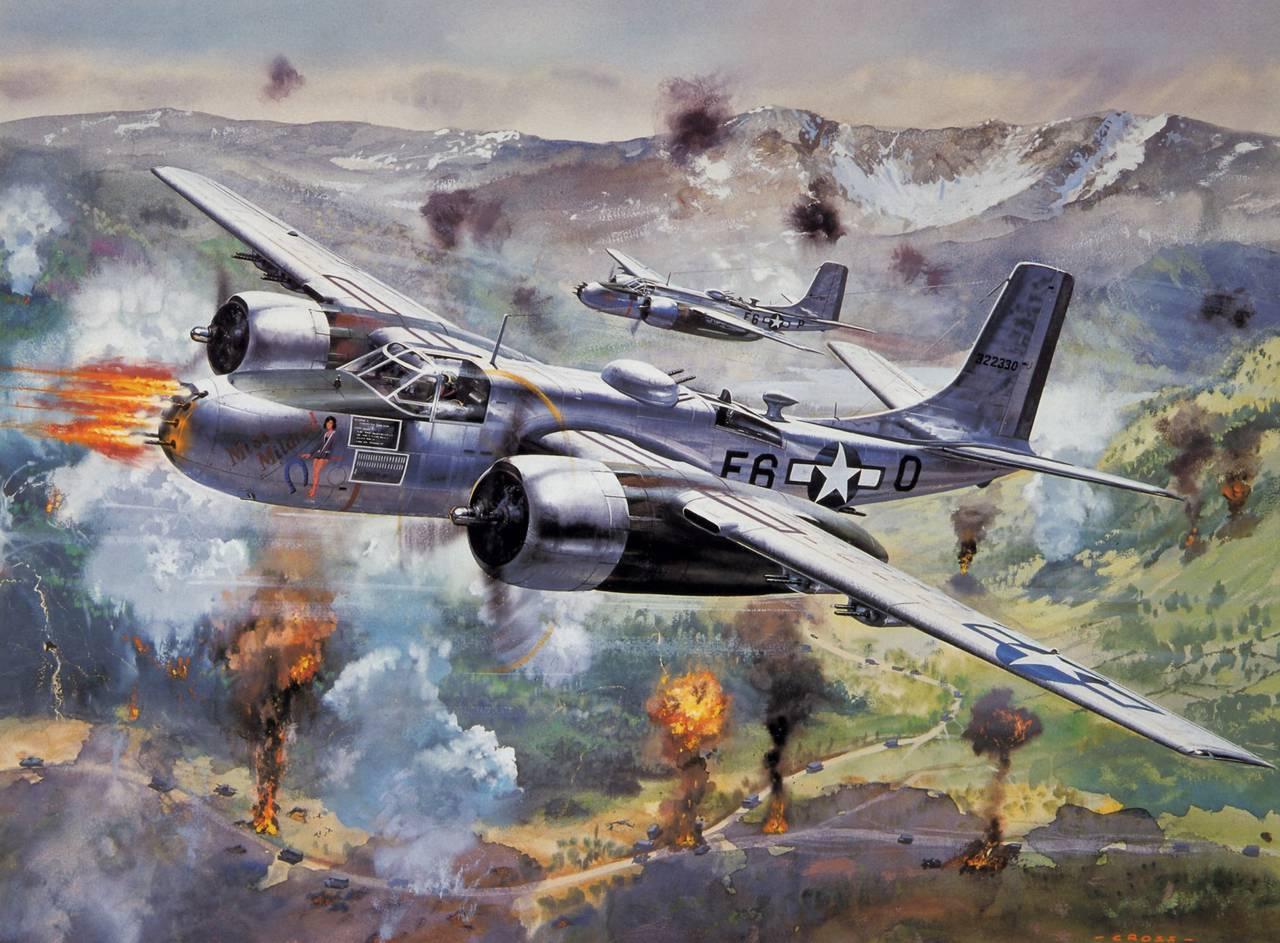 Военная авиация времен второй мировой