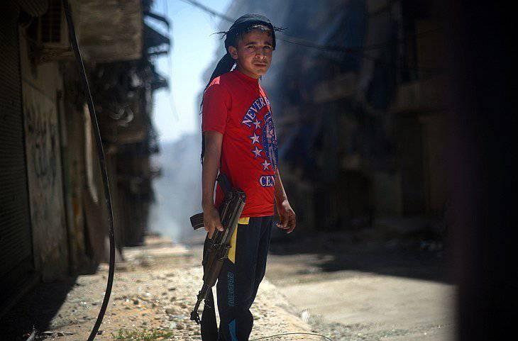 Siria: scene dalla vita