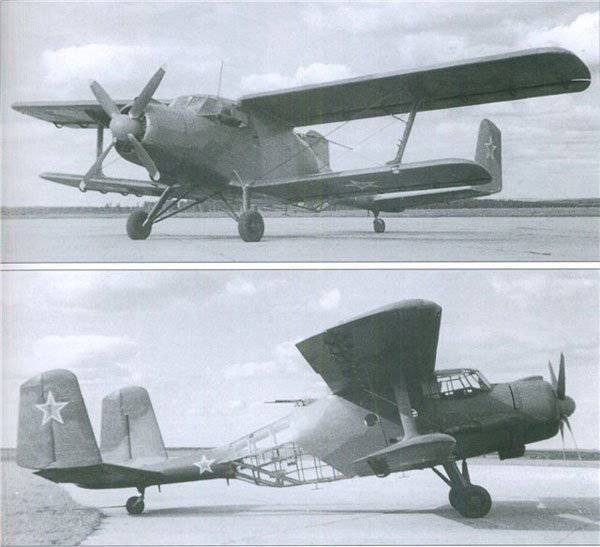 An-2 at war